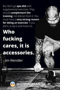 Jeg falder ofte over et inspirerende og motiverende træningscitater og har samlet citater om træning og træningsmotivation her. Klik ind for at finde dit eget motiverende mantra #citater #inspiration #motivation #styrketræning #træningsmotivation Go Ape, Rocky Balboa, Muhammad Ali, Arnold Schwarzenegger, You Must, Mantra, Exercise, Posts, Memes