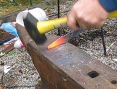 Blacksmithing 6: The Basic hammer Blows