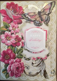 Anna Griffin All About Kindness Birthday Card by Kaye K. Lystad KIrk