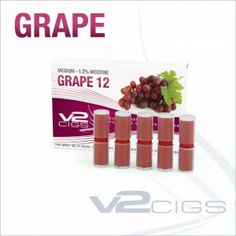 V2 Cigs offer the convenience of being a two piece e-cig,using the innovation of combining the heating element with the E-Liquid Cartridge.