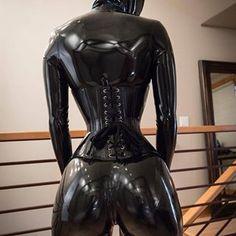 #Latexfetish #latexbondage #latexbutt #latexgirls #latex #latexcorset #corset #corsets