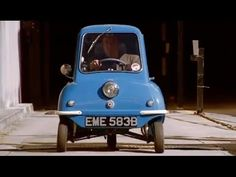 The Smallest Car in the World at the BBC - Top Gear - BBC - YouTube