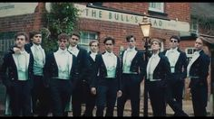 First trailer for Sam Claflin's upcoming movie, The Riot Club - Trailer (Universal Pictures) HD