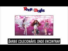 #BarbieColecionavelOndeEncontrar #BarbieColecionavelOndeEncontraremSP