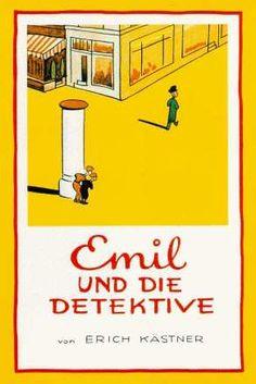 emil und die detektive. erich kästner.