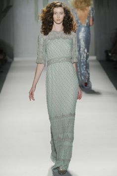 Sfilata Jenny Packham New York - Collezioni Primavera Estate 2014 - Vogue