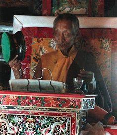 kalu rinpoche.  chod.