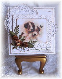 Card created using Cheery Lynn Design dies.