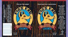 mybeerbuzz.com - Bringing Good Beers & Good People Together...: Woodstock Inn Brewery - Pig's Ear Brown Ale Cans
