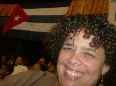 Lena Fajardo Cabañas. Productora, editora y directora de TV.Ingeniera Industrial