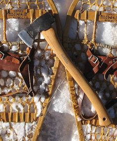 Wetterlings Large Hunting #Axe - hand-forged with Swedish Carbon Steel