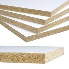 Laminated Particle Board Shelves