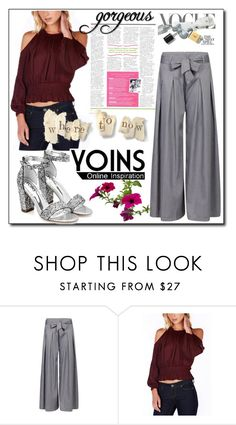 """yoins 30"" by crvenamalina ❤ liked on Polyvore featuring yoins, yoinscollection and loveyoins"