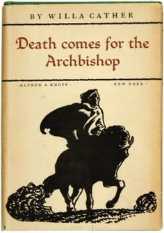 Death comes for the Archbishop.  My favorite book about New Mexico.  Actually, one of my favorite books.