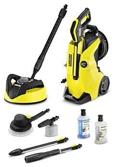 Karcher K4 Premium Full Control Car And Home Pressure Washer Pressure Washer Vacuum Cleaner Accessories Vacuum Cleaner