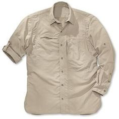 Beretta Insect-Repellent Kudu Camp Shirt