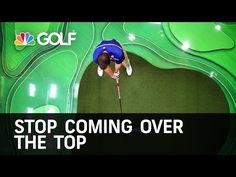 Stop Coming Over the Top - The Golf Fix | Golf Channel