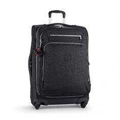Kipling Basic Wheeled Luggage Basic Spin 68 4-Rollkoffer Black