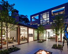 U Shaped House Design, Pictures, Remodel, Decor and Ideas - page 4