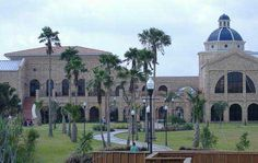 University of Texas at Brownsville - at old Fort Brown Rio Grande Valley, Usa Cities, Old Fort, South Texas, University Of Texas, Texas Travel, Forts, Heaven On Earth, State Art