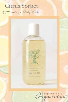 Citrus Sorbet Body wash. Feels clean smells amazing my.keepmesafeworldwide.com/kathym