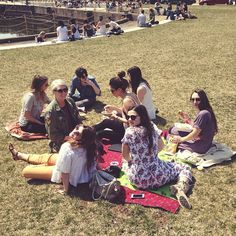 It's the perfect day to hang out in the grass! #freepeople #spring