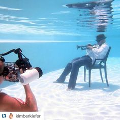 Kimber shot some video and pics behind the scenes from today's shoot.  Got some really cool stuff !! Repost @kimberkiefer with @repostapp.  #bts underwater fun with @KenKiefer2 Photography & Preston..working on a fun  exciting project for Preston. .  #bts image by @kimberkiefer by kenkiefer2