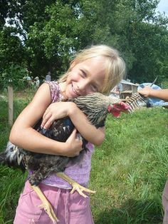 Ms Iris Genevieve and Friend // Taproot Farm