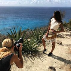 "🌞 #beautiful @fabiolaspeziale 😘 for @etiennejeanson #summer #collection "" #Joan "" in #stbarth #stbarts 🌴 w @camelliamenard #backstages #cute #etiennejeanson 🤗#amazing"