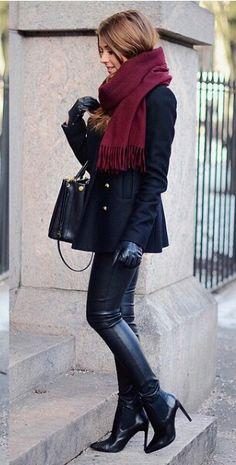 Winter chic  #mariannan