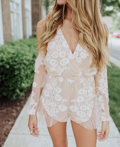 Tulle romper #swoonboutique