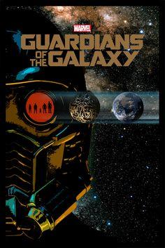 Guardians of the Galaxy by edgarascensao.deviantart.com on @deviantART