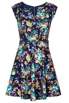 Louche Gael Flower Dress