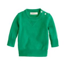 $125 for a baby cashmere sweater?  Why the hell not!