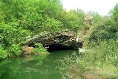 The Longyou Caves or Grottoes Caves, Garden Bridge, Outdoor Structures, History, Historia, Blanket Forts, Cave