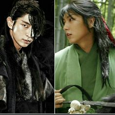 Scarlet Heart 2016 - The King and the Clown 2005 he is just perfect