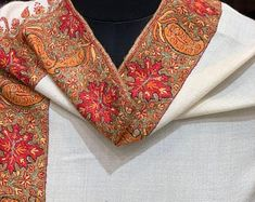 Cashmere Wrap, Cashmere Shawl, Pashmina Wrap, Pashmina Shawl, Kashmiri Shawls, Kashmiri Suits, Spring Scarves, Wrap Pattern, Boho Girl