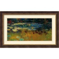 @Overstock - Artist: Greg SingleyTitle: Tranquil FormationProduct type: Framed art printhttp://www.overstock.com/Home-Garden/Greg-Singley-Tranquil-Formation-Framed-Art-Print/6788297/product.html?CID=214117 $245.99