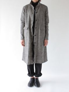 linen cotton jacket