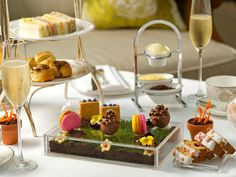 DE 10 BESTE HIGH TEA'S IN LONDEN