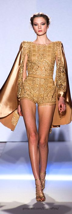 Zuhair Murad - Couture Spring 2013