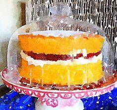 Victoria Sponge Cake, Vanilla Cake, Cheesecake, Birthday Cake, Desserts, Food, Tailgate Desserts, Deserts, Cheesecakes