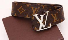 Ремень Louis Vuitton, натуральная кожа. Самое лучшее качество #118    !! Последняя распродажа модели !! Продаётся с большой скидкой !! !! Отличное качество и низкая цена !!