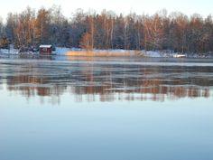 Kaskisten salmi, Kaskinen Finland