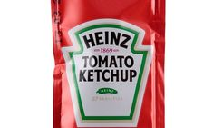 If you eat a Sachet of Heinz Tomato Ketchup, as in, the sachet itself, it might perforate your stomach....