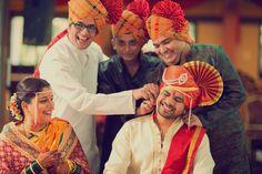 marathi ritual gal's bro saying groom take care of ma sis...