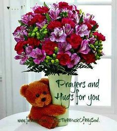 Still praying for you and your mom and dad Kj... Love and Hugs!!♥