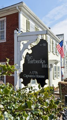 The Fairbanks Inn, Provincetown, MA #FairbanksInn #Jetsetter