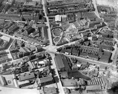 Town End and environs, Barnsley, 1928 South Yorkshire, Barnsley, Bus Station, Pinterest Marketing, Social Media Marketing, Countryside, City Photo, Places To Visit, England