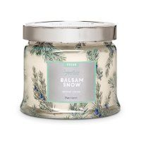 Product image of Balsam Snow 3-Wick Jar Candle